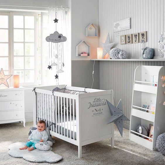 decoración habitaciones de bebé