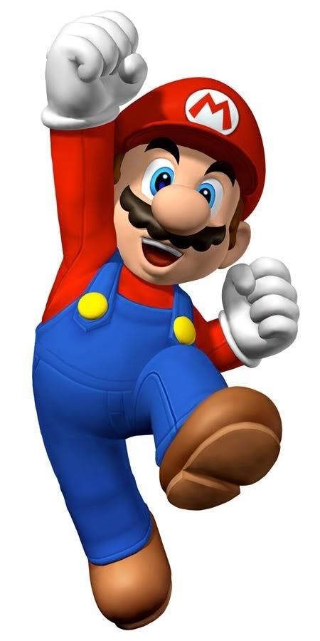 imprimible Mario Bros