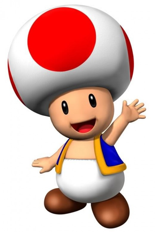 Imprimible Toad