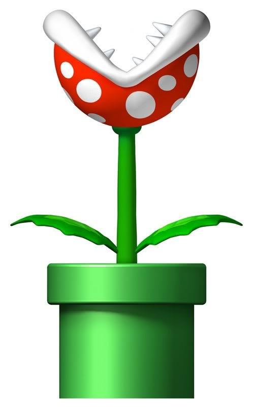 Planta Mario Bros