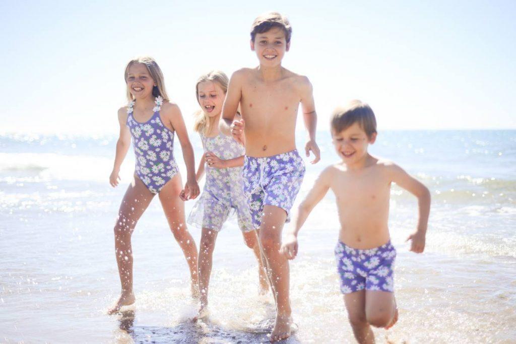 Moda Baño Infantil | Ultimas Tendencias En Ropa De Bano Infantil Al Agua Patos