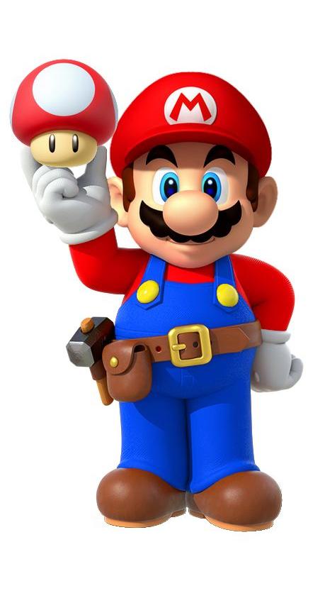 Imprimible Gratis Mario Bros
