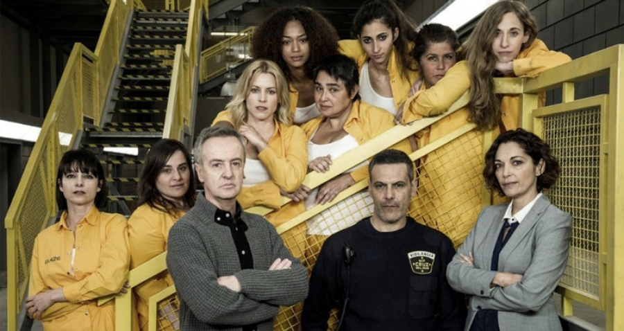 Serie española Vis a Vis