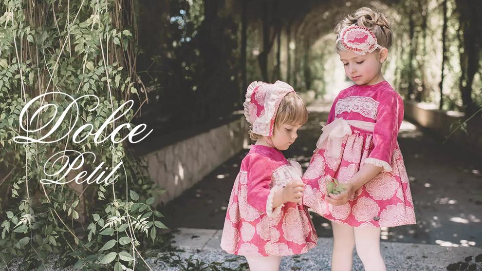 Marca moda infantil Dolce Petit