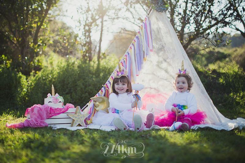 Sesión de fotos molonas para bebés