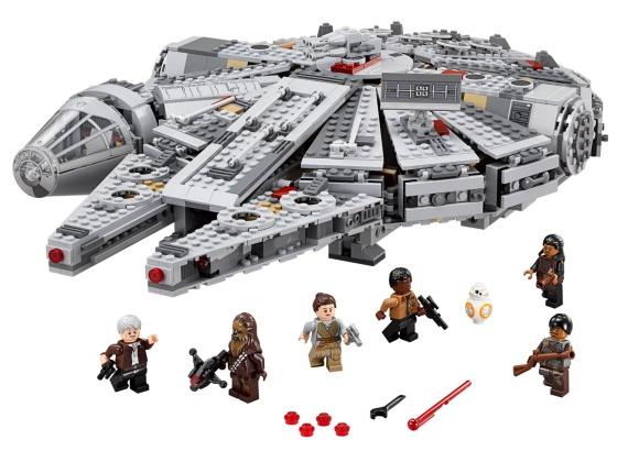 Halcón Milenario LEGO