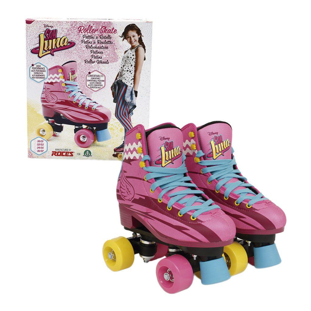 Regalo patines soy luna