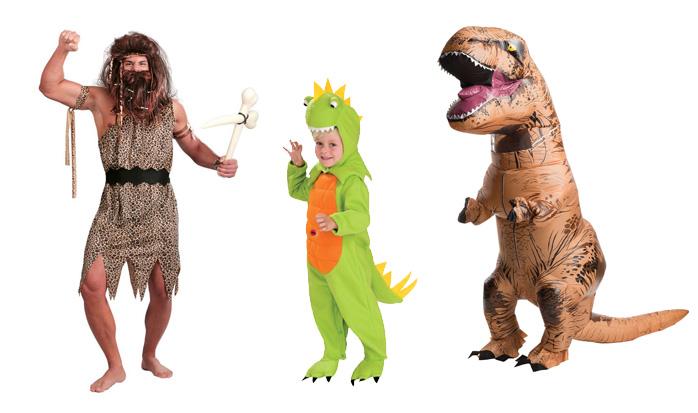 Disfraz dinosaurios