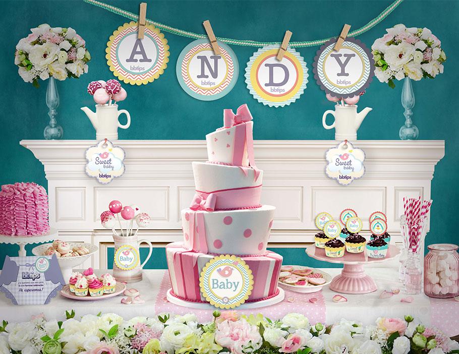 10 consejos para decorar un Babyshower