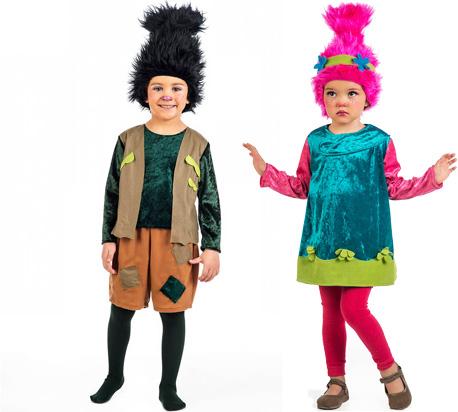 disfraces para carnavales