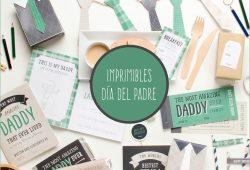 Los mejores imprimibles gratis para el Día del Padre