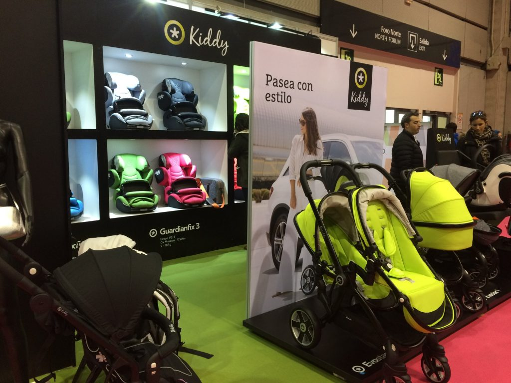 Empresa de sillas de bebé