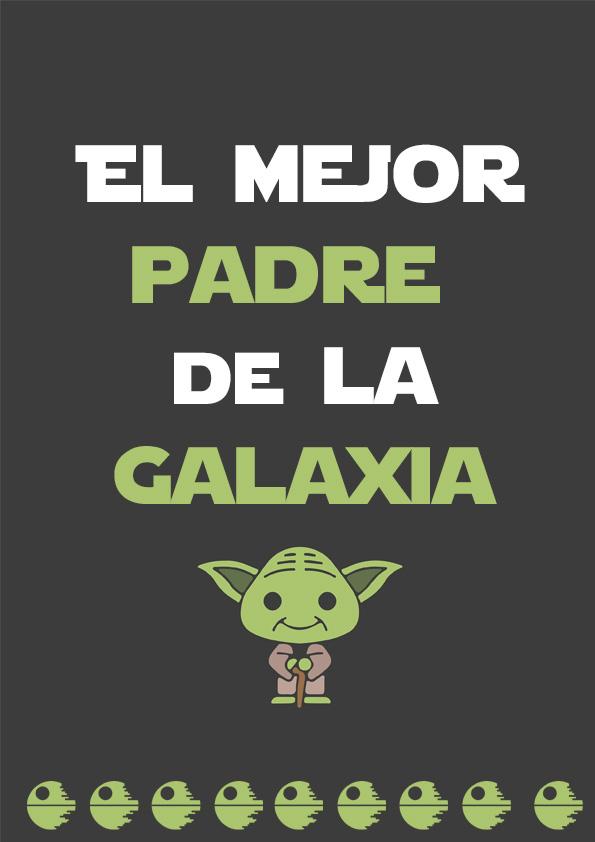 Imprimible gratis Star Wars