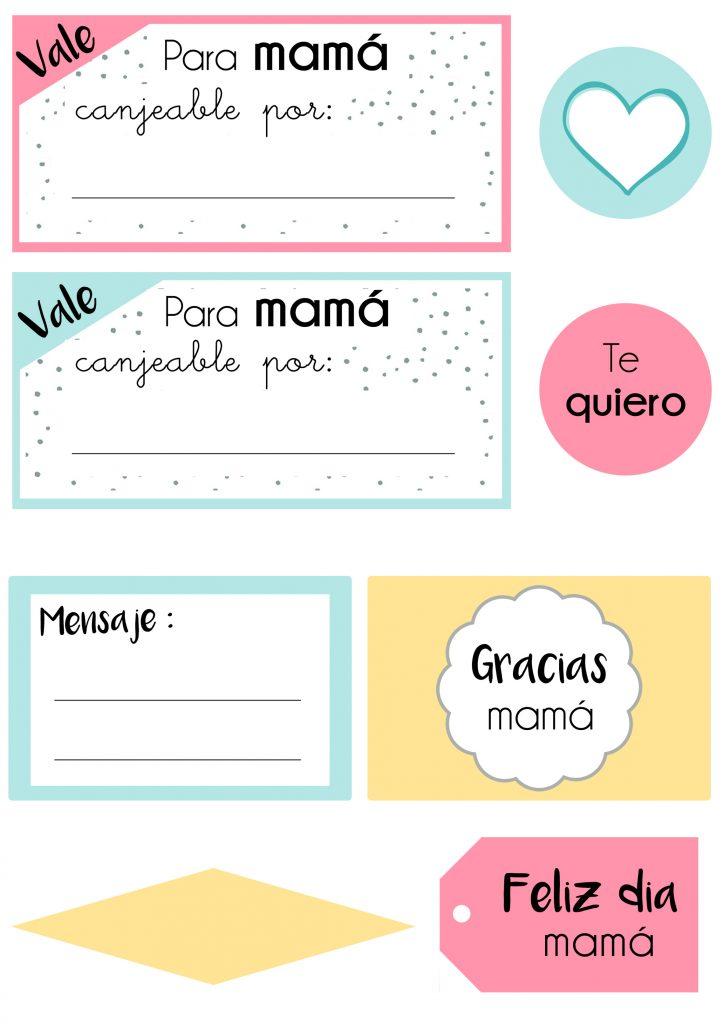 Descargar Imprimibles Para El Día De La Madre Descargar Gratis