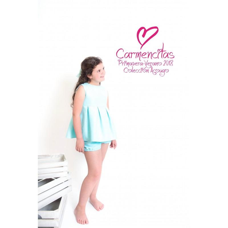 Vestido verano para niña